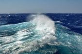 Dalga deniz — Stok fotoğraf
