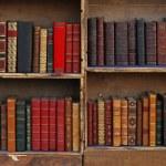Vintage books 2 — Stock Photo #10928288