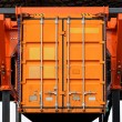 Stock Photo: Cargo container