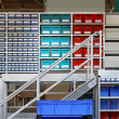 Stock Photo: Storage room