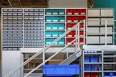 Storage room — Stock Photo