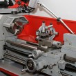 Stock Photo: Metalwork lathe