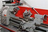 Metalwork lathe — Stock Photo
