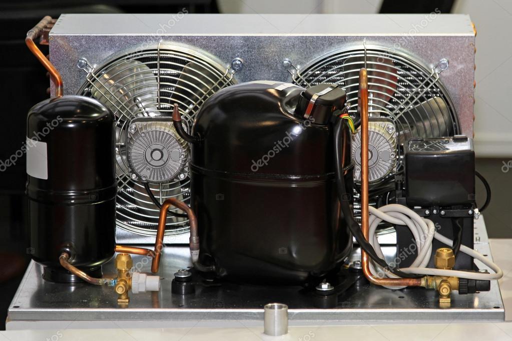 Refrigerator Compressor Unit Stock Photo 169 Baloncici