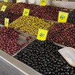 Olive market — Stock Photo