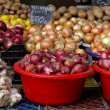 Onion stall — Stock Photo #12600795