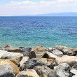 Aegean sea — Stock Photo