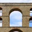Aqueduct arch - Stock Photo