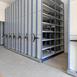 Automated shelving system — Stock Photo
