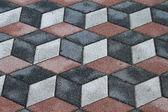 3d tiles — Stock Photo