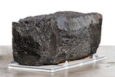 Coal anthracite — Stock Photo