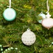 Christmas pendants — Stock Photo #13633499