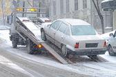 Ripartizione auto — Foto Stock
