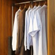 Royalty-Free Stock Photo: Wardrobe