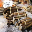 Razor clams — Stock Photo #14611751