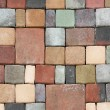 Floor bricks — Stock Photo