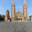 Stock Photo: Votive Cathedral Szeged