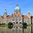 Town Hall Hannover — Stock Photo #15561561