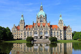 Town Hall Hannover — Stock Photo