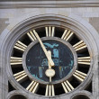 Royalty-Free Stock Photo: Town Hall clock