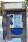 Telefon kulübesi — Stok fotoğraf