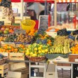 Foto Stock: Fruit stall