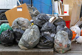 Garbage — 图库照片