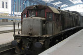 Egypt train — Stock Photo