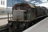 Vlak egypt — Stock fotografie