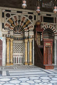 Minbar in Mosque — Foto de Stock
