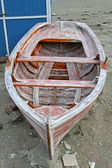 Dinghy boat — Stock Photo