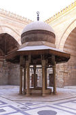Ablution fountain Mosque — Stock Photo