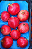 Granátová jablka — Stock fotografie
