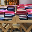 Clothing stall — Stock Photo #18230381