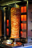 Kebab shop — Stock Photo