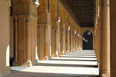 Arcaded corridors — Stock Photo