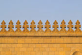 Mosque wall — Stock Photo