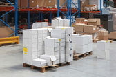 Distribution Warehouse — Stock Photo