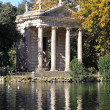 Stock Photo: Temple of Aesculapius