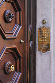 Door intercom — Stockfoto