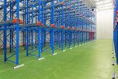 New empty warehouse — Stock Photo