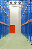 Refrigerated Warehouse — Stock Photo