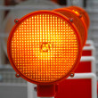 Safety amber light — Stock Photo #21559971