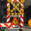 Road works — Stock Photo #21568781
