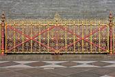 Decor fence — Stock Photo