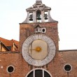 Clock San Giacomo — Stock Photo