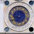 San Marco zodiac clock — Stock Photo #21884133