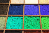 Pigment powder — Stock Photo