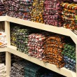 Plaid shirts shop — Stockfoto