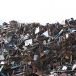 Stock Photo: Metal scrap